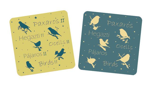 Pájaros I + Pájaros II