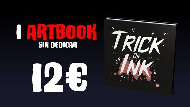 """Trick or Ink"" Básico"