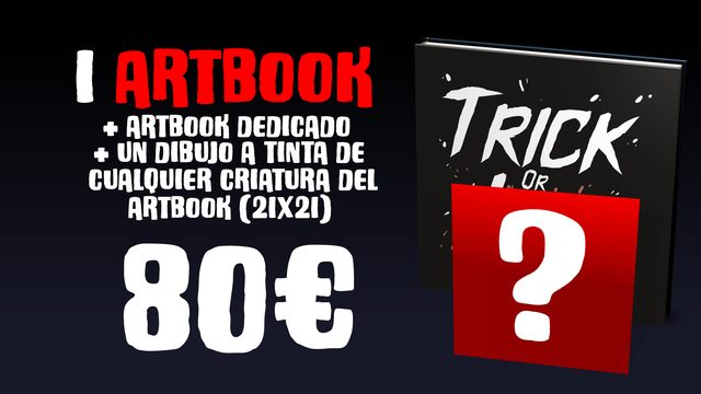 """""""Trick or Ink"""" Truco o Trato."""