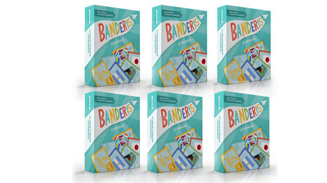 PACK BANDERIS 6