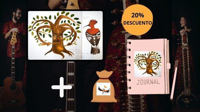 20% de DESCUENTO en el pack 'Estimulación Musical'