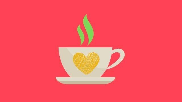 """¿Me invitarías a un café """"simbólico""""?"""