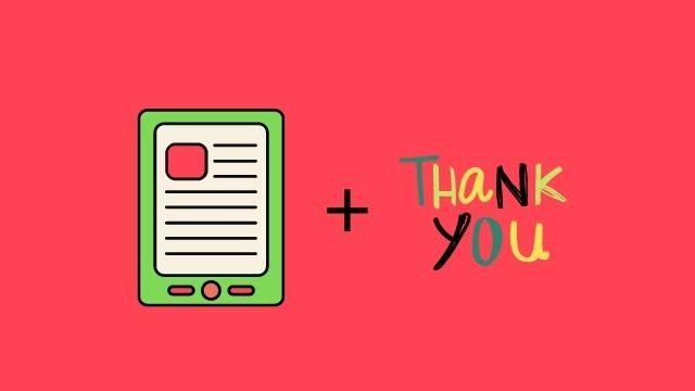 Ebook + Tu nombre en agradecimientos