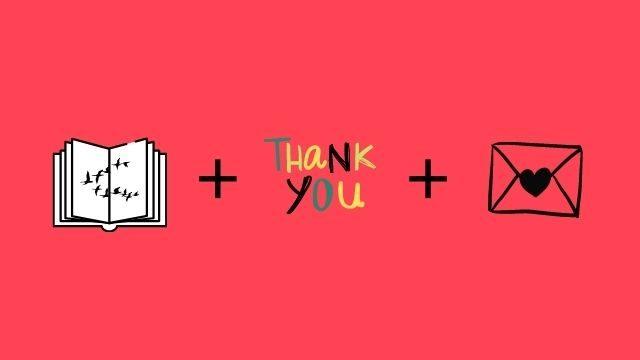 Libro dedicado + Marcapáginas + Tu nombre en agradecimientos
