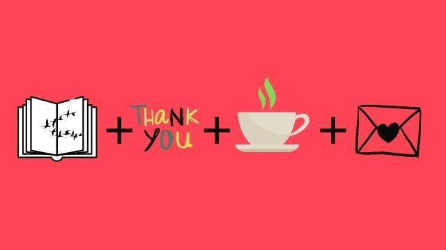 ¡50 minutos de inspiración! + Libro dedicado + Marcapáginas + Tu nombre en agradecimientos