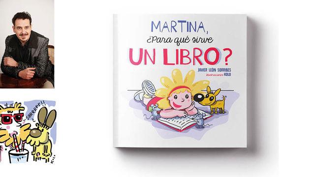 1 libro con marcapáginas dedicado por los autores