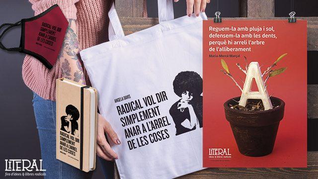 Pack Bossa, Llibreta i Mascareta d'Angela Davis