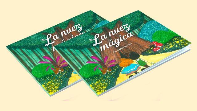 2 ejemplares de La Nuez Mágica