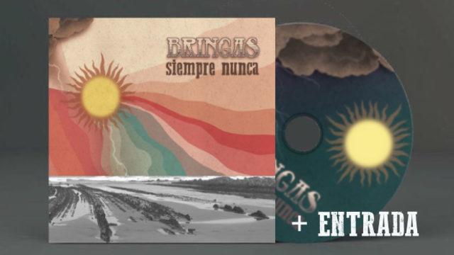 CD FIRMADO + ENTRADA + DESCARGA HD
