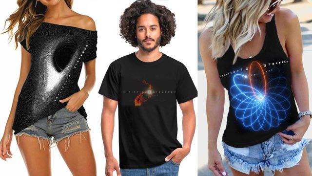 ¡Serie + merchandising!