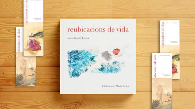 2 copies of REUBICACIONS DE VIDA + 4 bookmarks