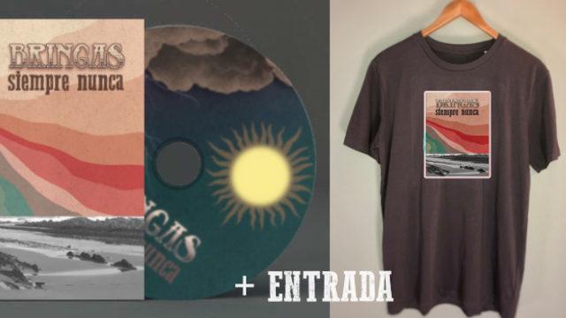 CD FIRMADO + CAMI + ENTRADA + DESCARGA HD