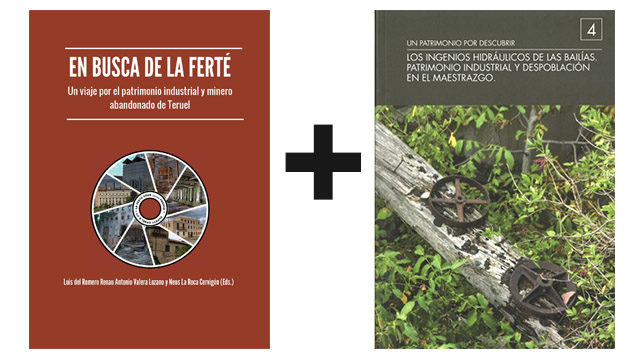 Pack 2 libros diferentes + Reconocimiento
