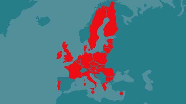 GASTOS ENVÍO UNIÓN EUROPEA (EXCEPTO ESPAÑA)