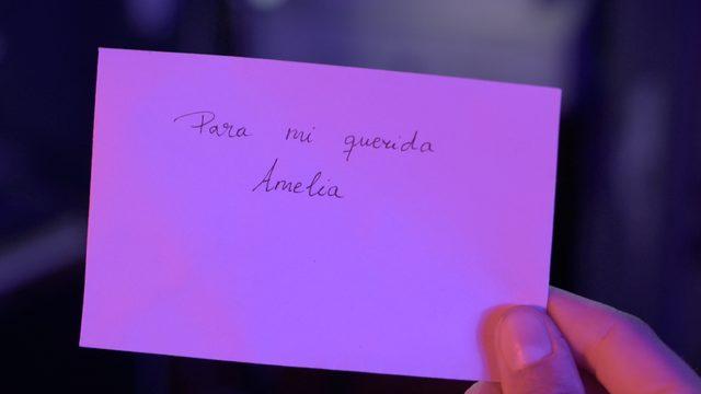 Carta para Amelia