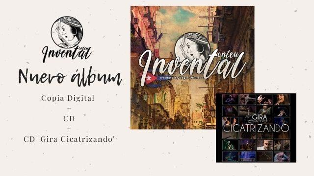 """Invental"" + CD ""Gira Cicatrizando"""