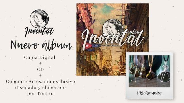 """""""Invental"""" + Colgante Artesanía"""