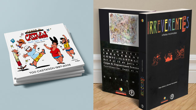 Llibru + Irreverentes + Bolsa de regalu