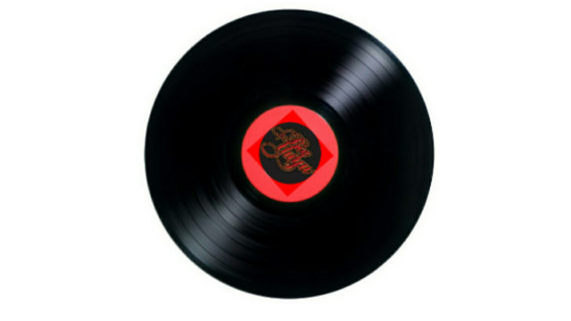 - Vinyl edition disc