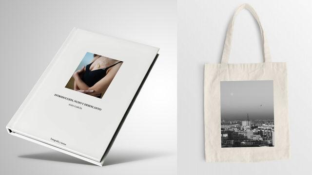 Libro + Bolsa de tela