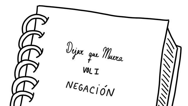 VOL. I - NEGACIÓN