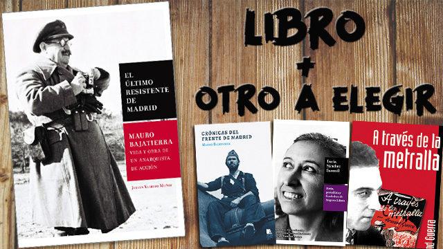 1 libro de Mauro + 1 libro a elegir