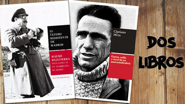 1 libro de Mauro + 1 libro de Cipriano Mera