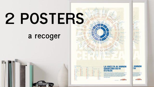 2 Pósters (a recoger)