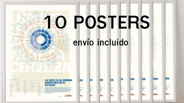 10 Pósters - Profesional
