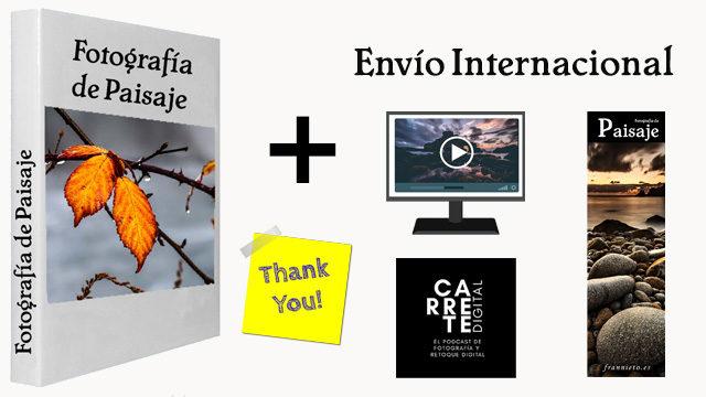 Libro (envío internacional) + Contenidos extra