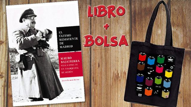 1 libro + 1 bolsa