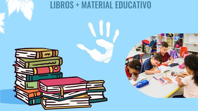 Recompensa 6: Colegios y librerías