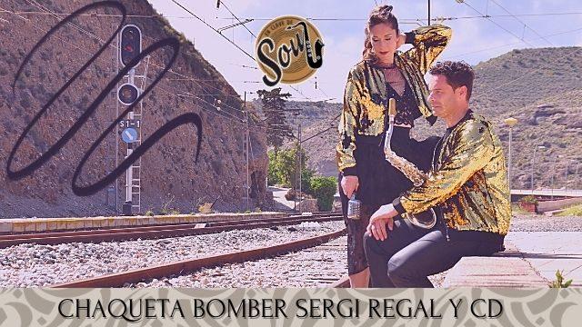 SUPER FAN: Bomber Jacket by REGAL & MUSIC