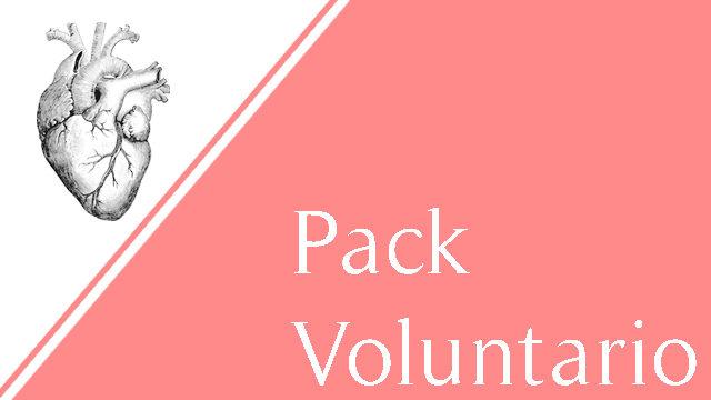 Pack voluntario