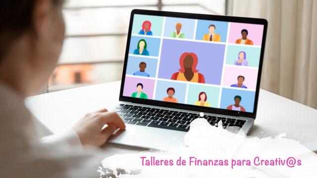 Taller online de finanzas personales para creativos