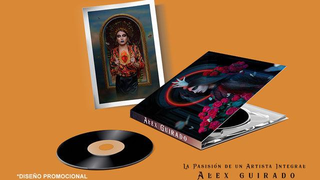 CD + Estampita