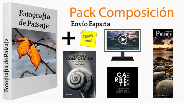 Pack Total + Libro Composición con tutoriales