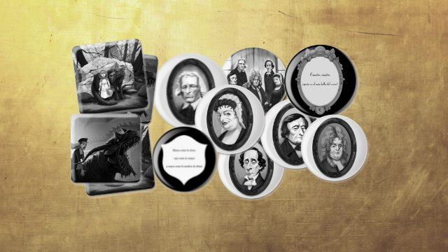 RETRATOS Y VIVENCIAS DE UNA CURIOSA FAMILIA LITERARIA