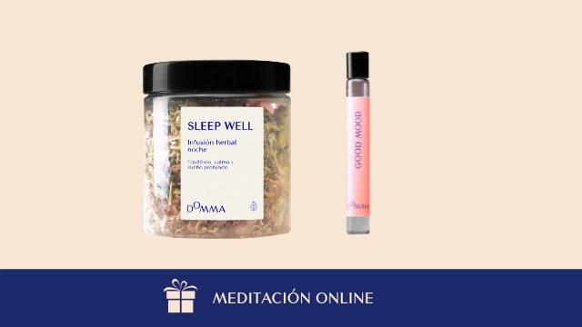 SLEEP WELL + GOOD MOOD