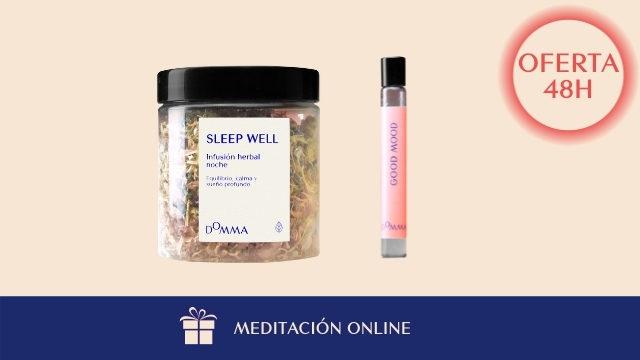 ¡OFERTA PRIMERAS 48H! GOOD MOOD + SLEEP WELL