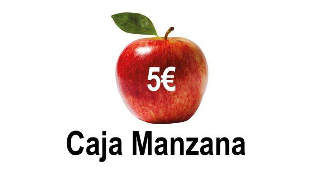 Caja Manzana