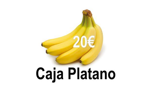 Caja Plátano