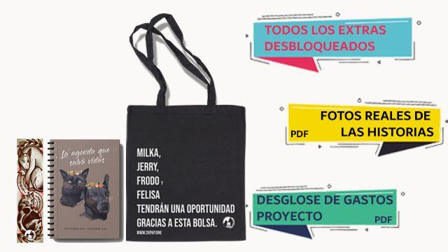 Agenda + Tote Bag
