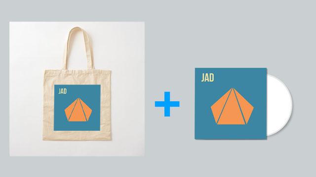 JAD Disco con bolsa de regalo