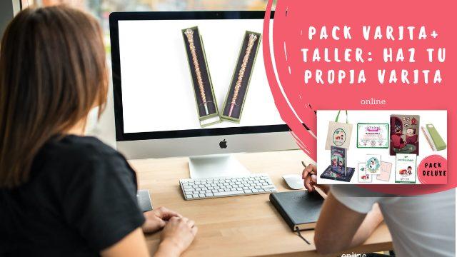 Taller de varitas + Pack Varita