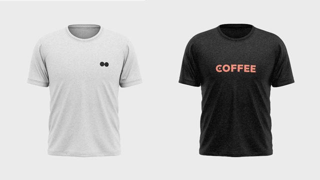 Eat Sleep Cycle Café T-Shirt