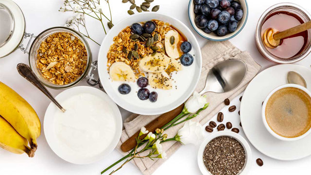 5 x Breakfasts for Cyclists