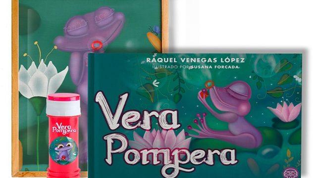 Vera Pompera + Lámina + Pompero Rojo