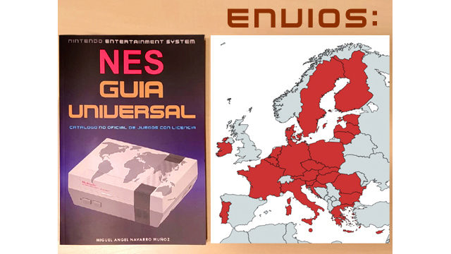 Libro A4 (50 €) + Envío a Países de la Unión Europea (20 €)