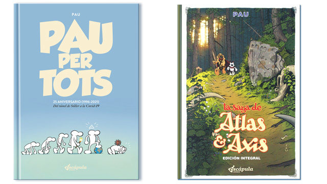 PPT 25 + La Saga de Atlas & Axis